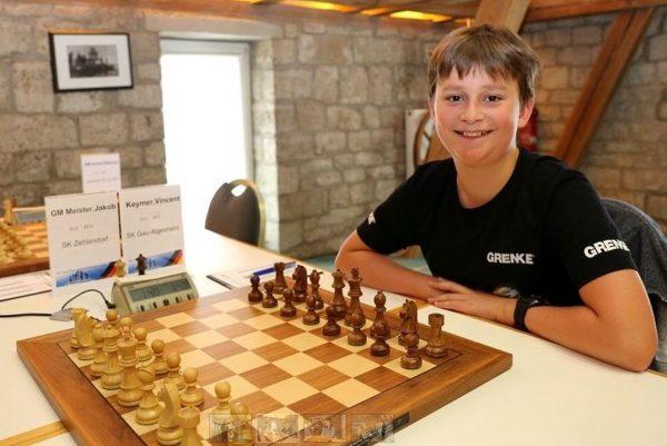 Gelecek Sene Carlsen'in Rakibi 13 Yaşındaki Vincent