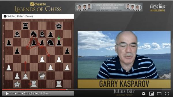 Tam Kasparovluk Konum! (1300 – 2400 UKD)
