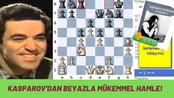 Kasparov'dan Sezgisel Feda