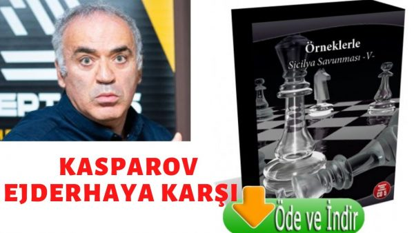 Kasparov Ejderhayı Avlıyor