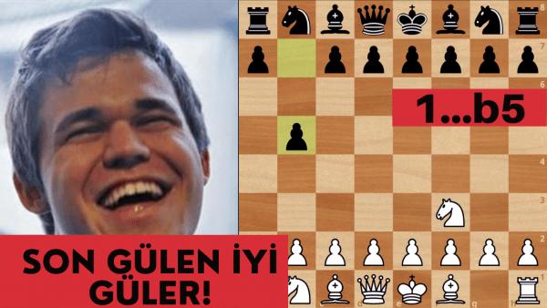 Son Gülen Carlsen Mi Olacak?